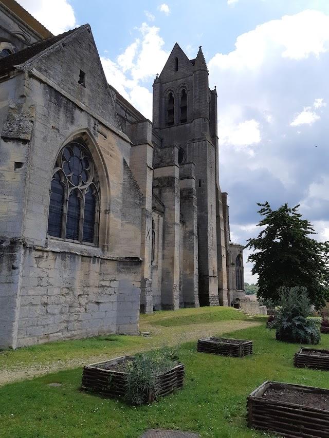 Église prieurale de Saint-Leu-d'Esserent