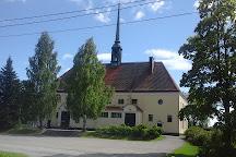 Tainionkosken Church, Imatra, Finland
