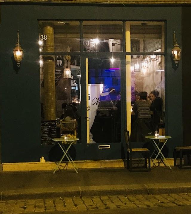 Restaurant madito cuisine libanaise