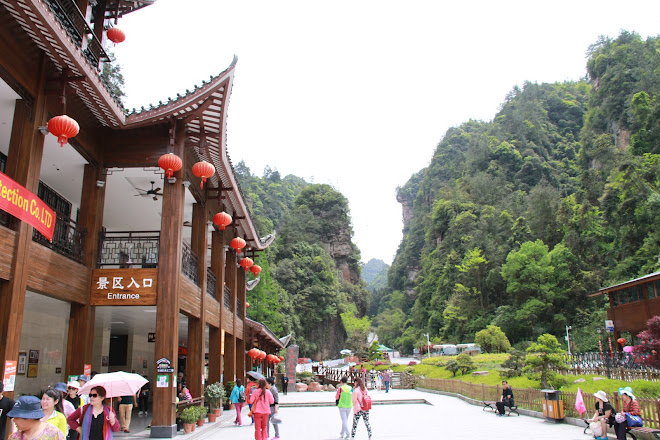 Visit Baofeng Lake On Your Trip To Zhangjiajie Or China
