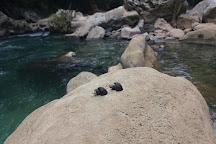 Tamul Waterfalls, Aquismon, Mexico