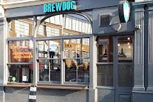 Camden Brewery Bar, London, United Kingdom