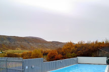 Húsafell sundlaug, Husafell, Iceland