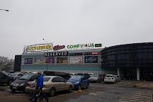 City Center, Odessa, Ukraine