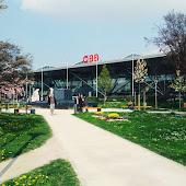 Железнодорожная станция  Linz
