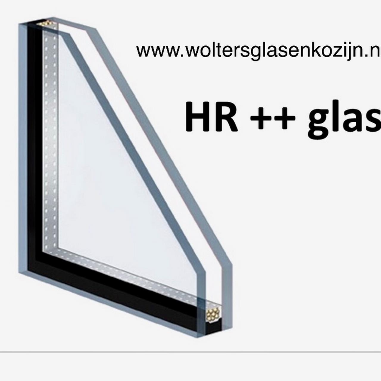 Goede Wolters Glas & Kozijn - Specialist in glas, houten- & kunststof KO-78