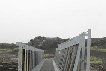 Bridge Between Continents, Reykjanes Peninsula, Iceland