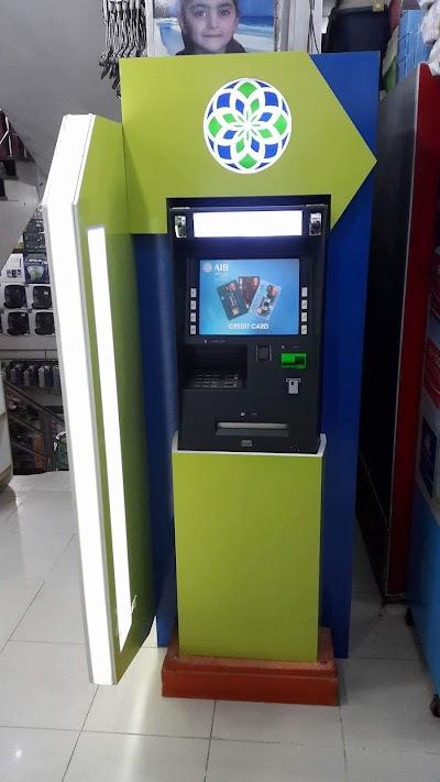 AIB ATM MACHINE