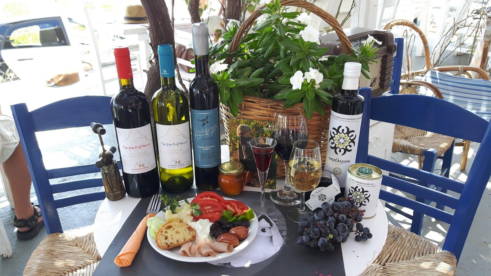 Visit Mykonos Vioma Organic Farm on your trip to Ano Mera or Greece
