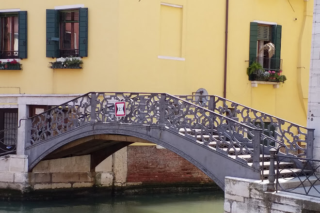 Ponte de la Latte, Venice, Italy