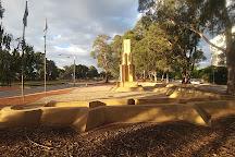 Rats of Tobruk Memorial, Canberra, Australia