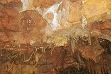 Grotte de Saint Marcel, Saint-Marcel-d'Ardeche, France