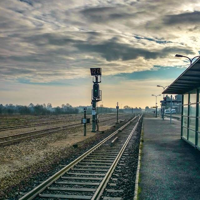 Gare de Surdon