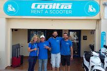 Cooltra Formentera, Formentera, Spain