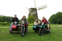 Amsterdam Sidecar Tours, Amsterdam, The Netherlands