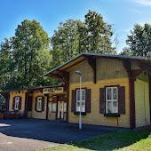 Железнодорожная станция  Szklarska Poreba Srednia