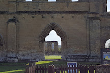 Byland Abbey, Coxwold, United Kingdom