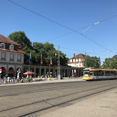 Станция  Karlsruhe   Hauptbahnhof