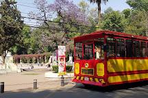 Tranvia Turistico, Mexico City, Mexico