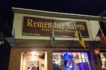 Salem Night Tour, Salem, United States