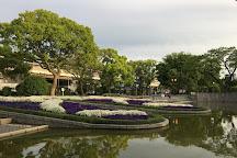 Sumiyoshi Park, Osaka, Japan