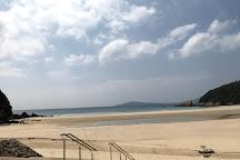 Takahama Beach, Goto, Japan