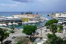 National Heroes Square, Bridgetown, Barbados