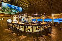 The Money Bar Beach Club, Cozumel, Mexico