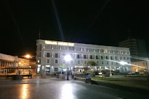 Plaza Prat, Iquique, Chile