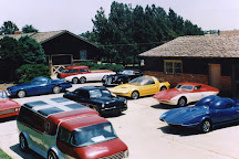 Darryl Starbird's National Rod & Custom Hall of Fame Museum, Afton, United States