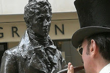 Beau Brummell Statue, London, United Kingdom
