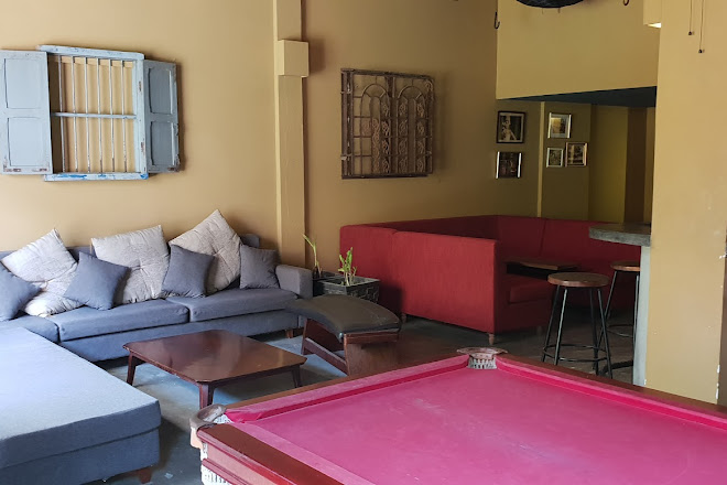 Charms Apero Lounge, Siem Reap, Cambodia