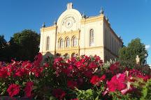 Pecs Synagogue, Pecs, Hungary