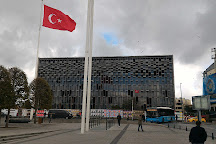 Ataturk Kultur Merkezi, Istanbul, Turkey