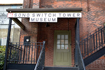 SoNo Switch Tower Museum, Norwalk, United States