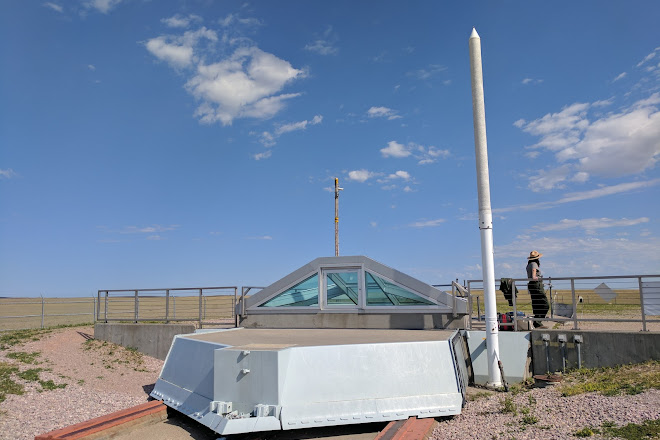 Visit Delta-09 Missile Silo on your trip to Wall or United