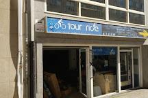 Tournride, Santiago de Compostela, Spain