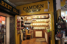Camden Tea Shop, London, United Kingdom