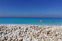 Egremni Beach, Lefkada, Greece
