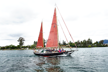 Sail Fearless, Taupo, New Zealand