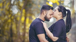 Parveen Rana Photography-Best Indian Professional Pre Wedding Photographer in Chandigarh,Punjab