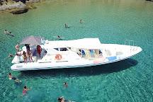 Volcano Boat, Adamas, Greece