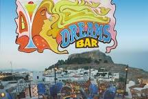 Dreams Cocktail Bar, Lindos, Greece