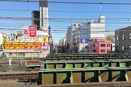 Железнодорожная станция  Shin Okubo