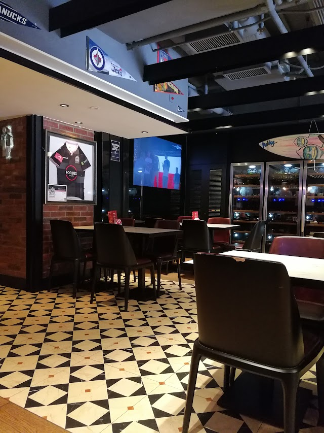 Forbes 36 Sports Bar