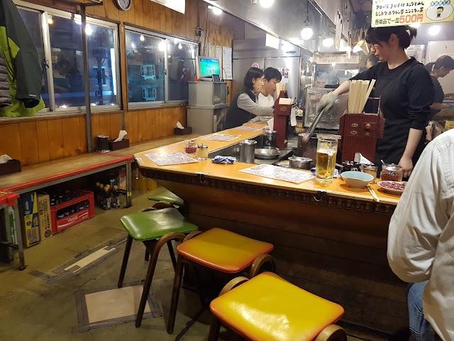 Sapporo Genghis Khan (Main Shop)