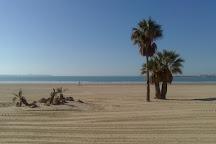 Playa de Valdelagrana, El Puerto de Santa Maria, Spain
