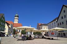 Ballenhaus, Schongau, Germany