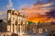 Efes Antik Kenti Tiyatrosu, Selcuk, Turkey