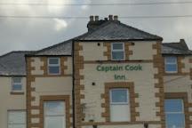 Captain Cook Schoolroom Museum, Great Ayton, United Kingdom